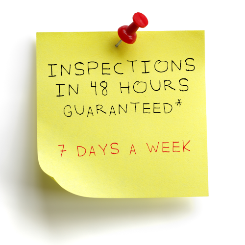 Schedule an inspection with some of the best DFW Home Inspectors, Elite Inspection Group